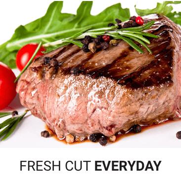 Fresh cut everyday